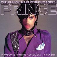 Prince - The Purple Rain Performances (4 CDs)