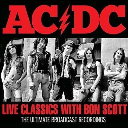 AC/DC - Live Classics With Bon Scott
