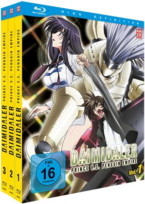 Daimidaler: Prince v.s. Penguin Empire (Gesamtausgabe, 3 Blu-rays)