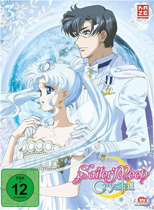 Sailor Moon Crystal - Vol. 3 - Staffel 2.1 (2 DVDs)