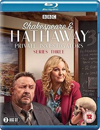 Shakespeare & Hathaway: Private Investigators - Series 3 (BBC, 3 Blu-ray)