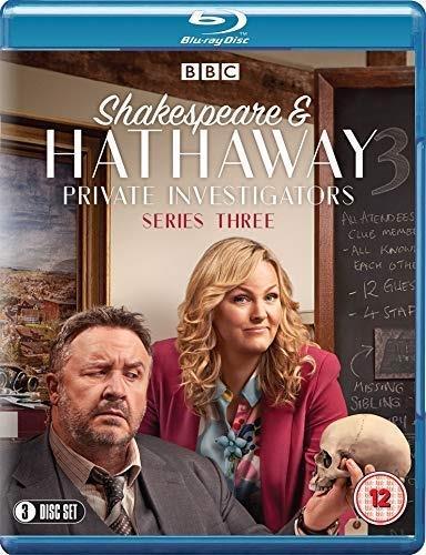 Shakespeare & Hathaway: Private Investigators - Series 3 (BBC, 3 Blu-rays)