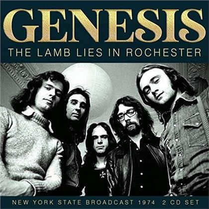 Genesis - The Lamb Lies In Rochester (2 CDs)