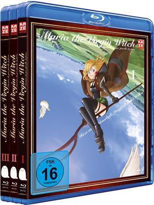 Maria the Virgin Witch (Gesamtausgabe, 3 Blu-rays)
