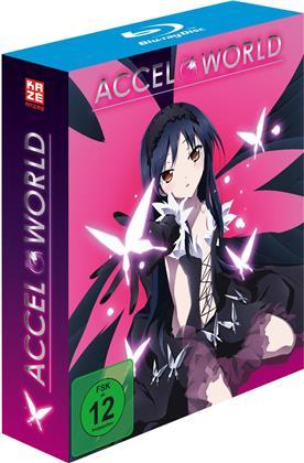 Accel World (Gesamtausgabe, 4 Blu-rays)