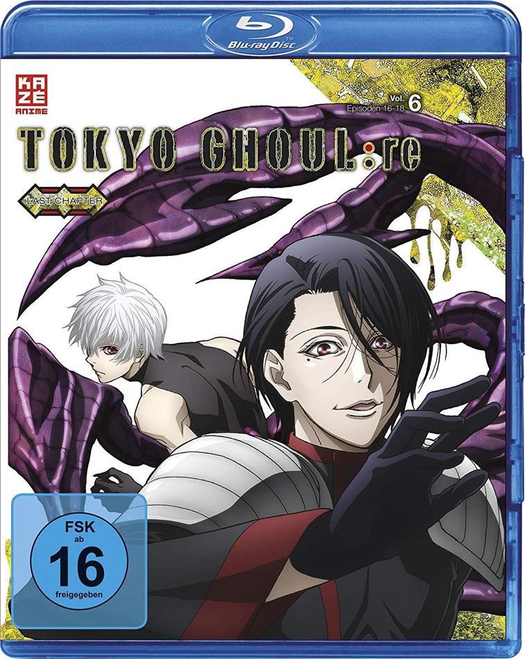 Tokyo Ghoul:Re - Vol. 6
