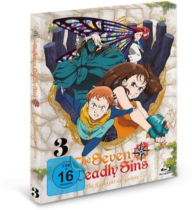 The Seven Deadly Sins - Die Rückkehr der Gebote - Staffel 2 - Vol. 3