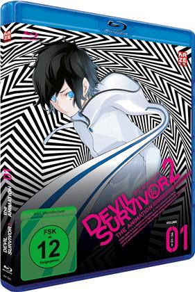 Devil Survivor 2 - The Animation - Vol. 1