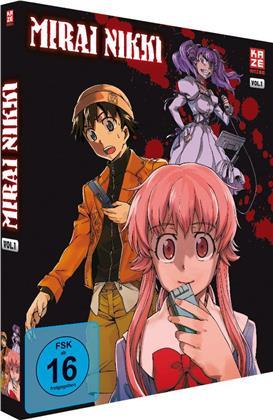 Mirai Nikki - Staffel 1 - Vol. 1