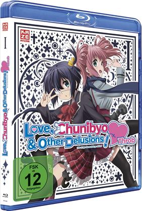 Love, Chunibyo & Other Delusions! - Heart Throb - Staffel 2 - Vol. 1 (2014)