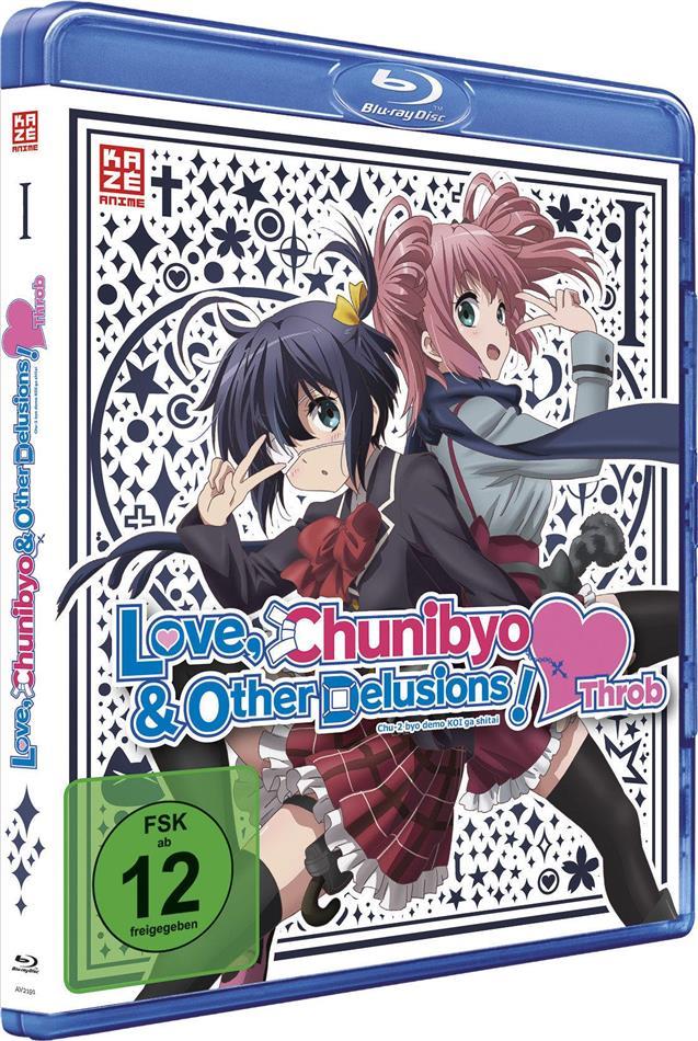 Love, Chunibyo & Other Delusions! - Heart Throb - Staffel 2 - Vol. 1 (2014)