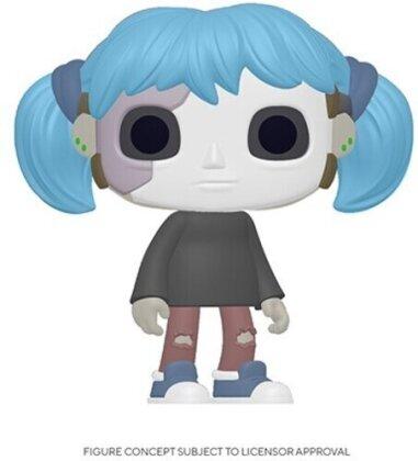 Pop Sally Face Vinyl Figure