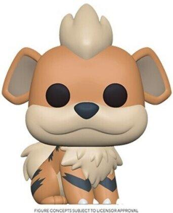 Funko Pop! Games: - Pokemon - Growlithe