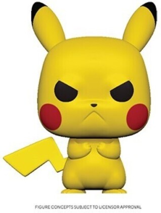 Funko Pop! Games: - Pokemon - Pikachu