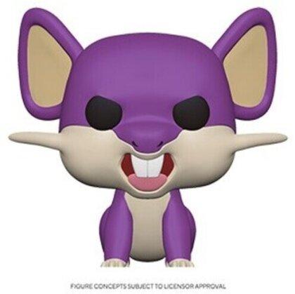 Funko Pop! Games: - Pokemon - Rattata