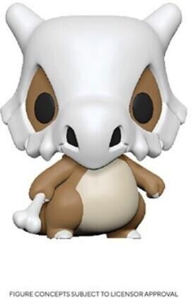 Funko Pop! Games: - Pokemon - Cubone