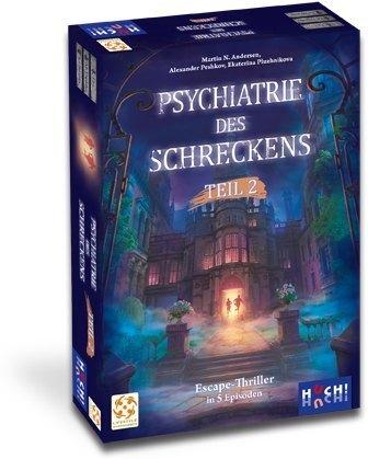 Psychiatrie des Schreckens - Teil 2