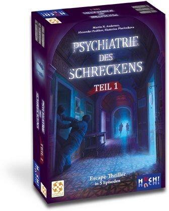 Psychiatrie des Schreckens Teil 1