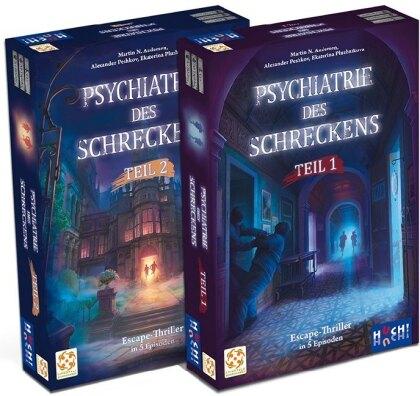 Psychiatrie des Schreckens Teil1+2
