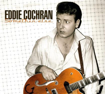 Eddie Cochran - Somethin' Else! (2020 Reissue, Le Chant Du Monde, 2 LPs)
