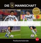 DFB Postkartenkalender Kalender 2021