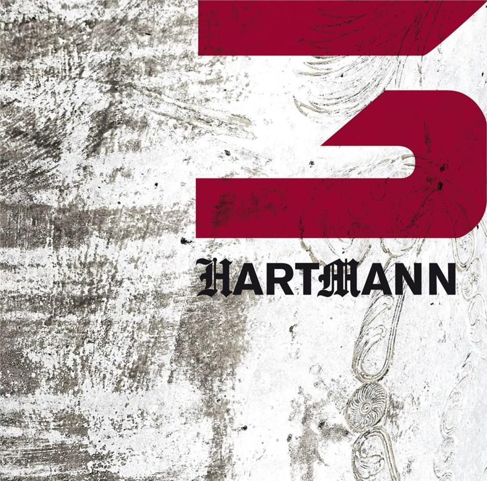 Hartmann - 3 (2020 Reissue, Pride & Joy Music)