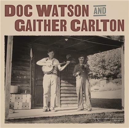 Doc Watson & Gaither Carlton - Doc Watson & Gaither Carlton