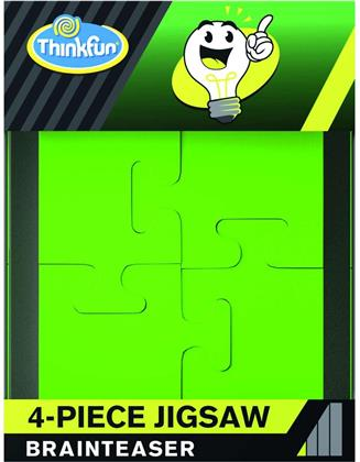 Thinkfun Brainteaser - 4-Piece Jigsaw