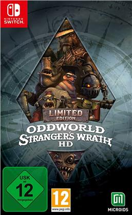 Oddworld Stranger´s Wrath HD (Limited Edition)