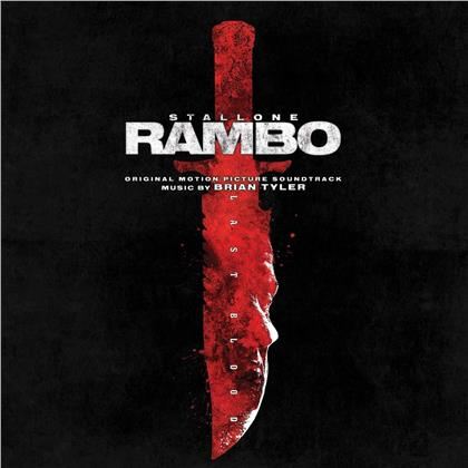 Brian Tyler - Rambo: Last Blood - OST (140 Gramm, Limited, Colored, LP)