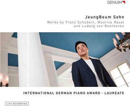 Franz Schubert (1797-1828), Maurice Ravel (1875-1937), Ludwig van Beethoven (1770-1827) & JeungBeum Sohn - Jeungbeum Sohn