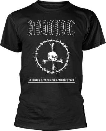 Revenge - Triumph Genocide Antichrist