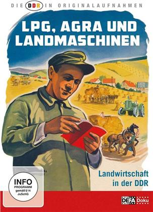 LPG, Agra und Landmmaschinen - Landwirtschaft In Der DDR