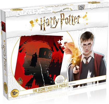 Harry Potter: Horcrux - 1000 Piece Jigsaw Puzzle