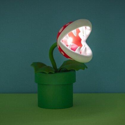 Super Mario Lampe Piranha Plant