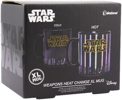 Star Wars Weapons XL Farbwechselbecher