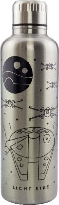 Star Wars Premium Metall Wasserflasche