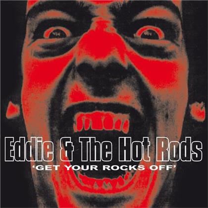 Eddie & The Hot Rods - Get Your Rocks Off (Limited, Blue/Red Vinyl, 2 LPs)