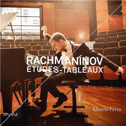 Sergej Rachmaninoff (1873-1943) & Alberto Ferro - Etudes-Tableaux