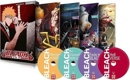 Bleach - Intégrale - 4 films (4 DVDs)