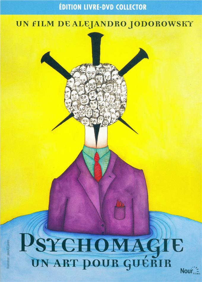 Psychomagie - Un art pour guérir (Limited Edition, Blu-ray + DVD)