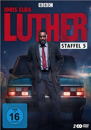 Luther - Staffel 5 (BBC, 2 DVD)