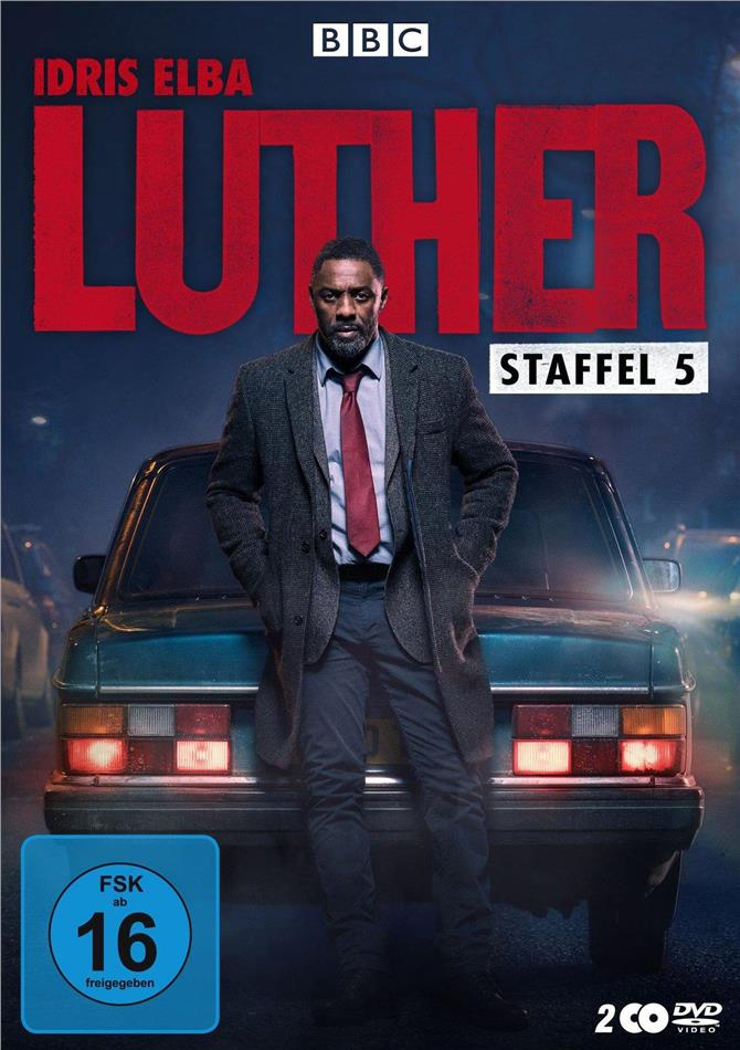 Luther - Staffel 5 (BBC, 2 DVDs)
