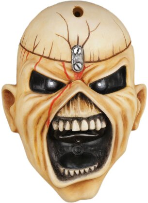 Iron Maiden - Trooper - Painted (Wall Mounted Bottle Opener)