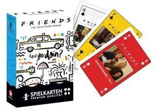 Spielkarten - Friends