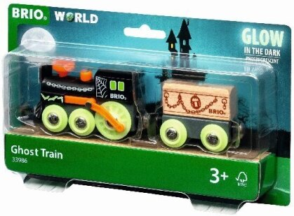BRIO Geisterzug Glow in the Dark