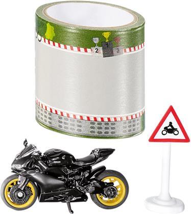 Ducati Panigale 1299 mit - Tape, Siku Super, 197x78x51