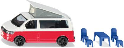 VW T6 California mit bewegl. Dach - Siku Super
