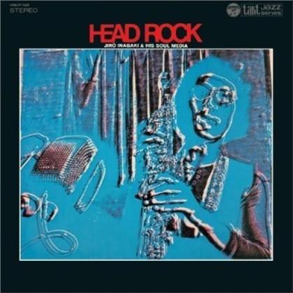 Jiro Inagaki - Head Rock (Japan Edition, LP)