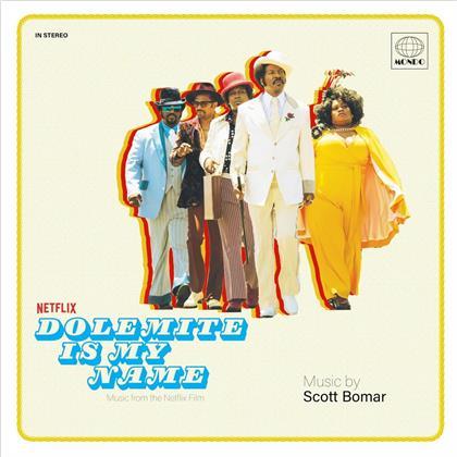 Scott Bomar - Dolemite Is My Name - OST - Netflix (Opaque Purple Vinyl, LP)